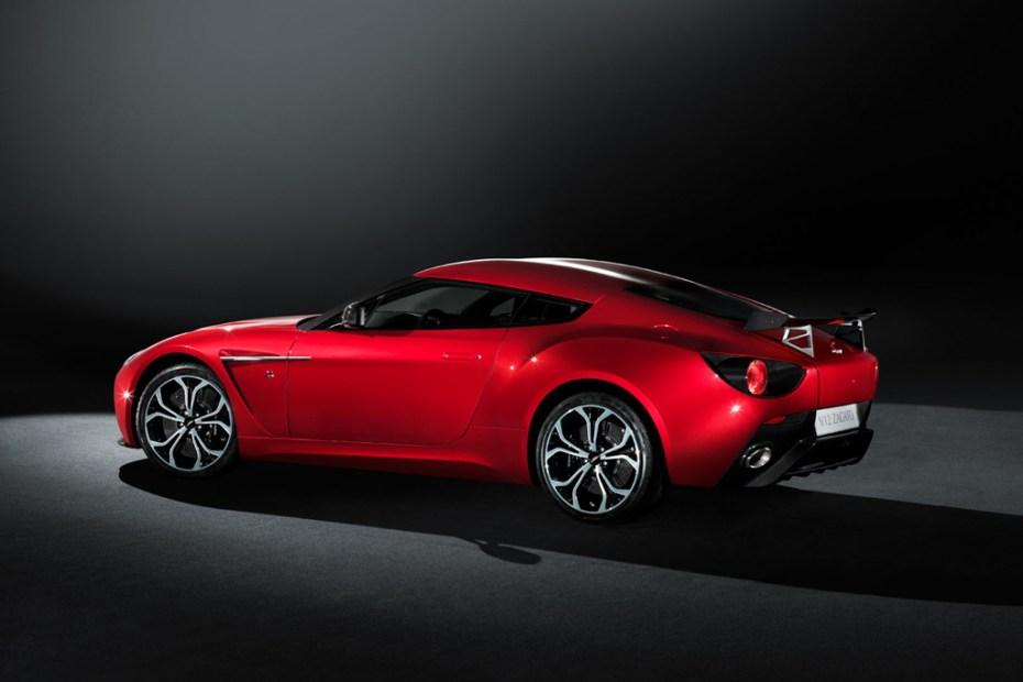 Image of Aston Martin V12 Zagato
