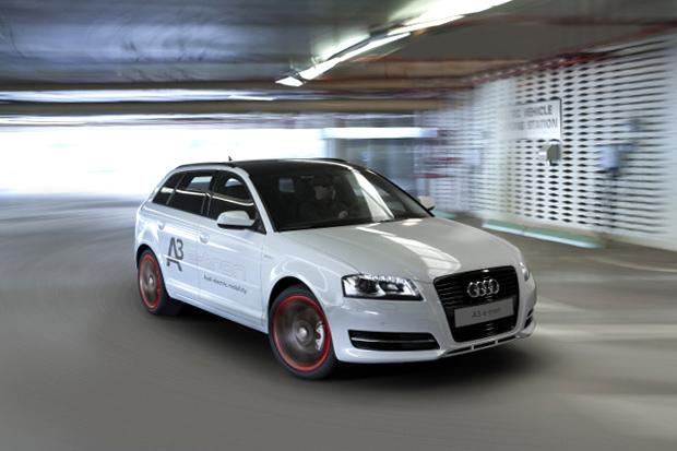 Image of Audi A3 e-tron