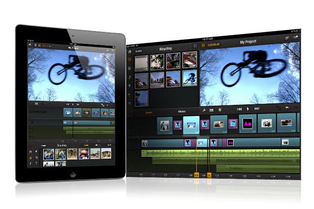Image of Avid Studio iPad Application