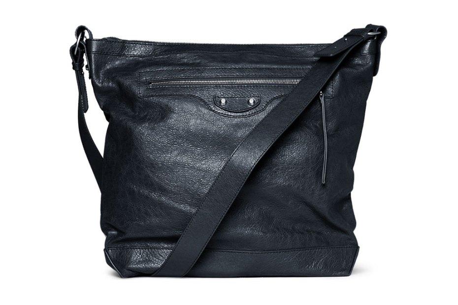 Image of Balenciaga 2012 Spring/Summer Leather Messenger Bag