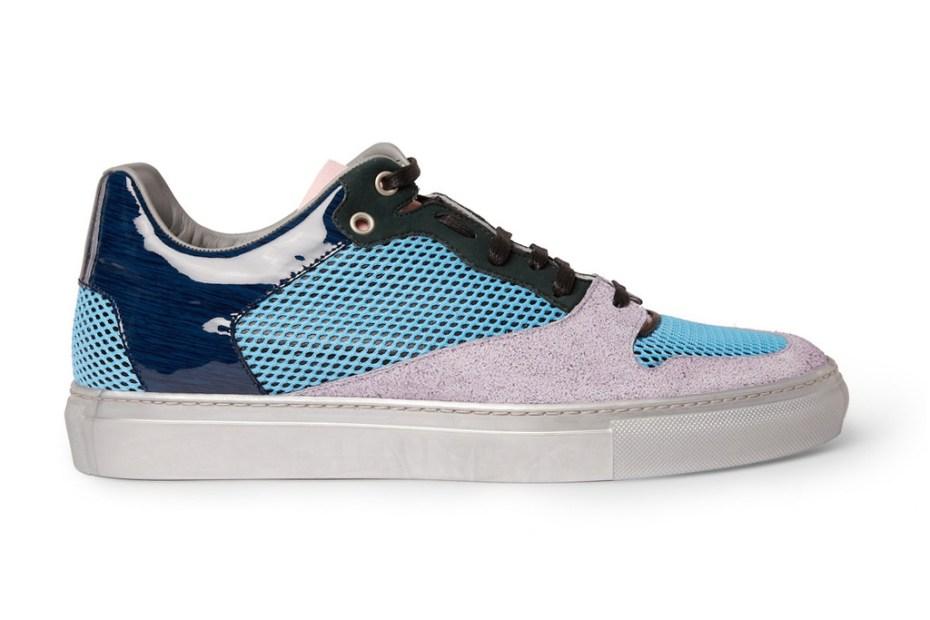Image of Balenciaga 2012 Spring/Summer Panelled Sneaker