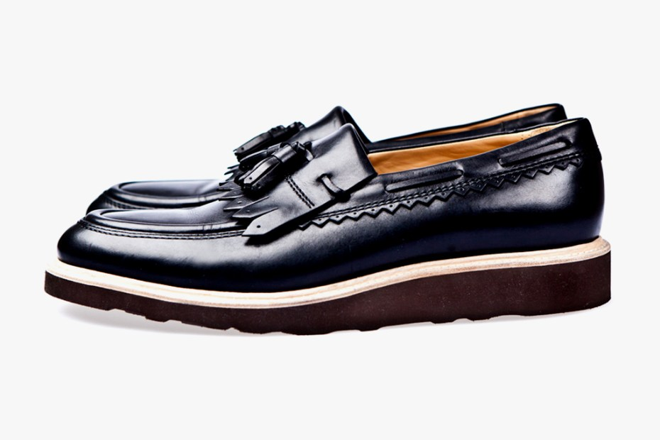 "Image of Bally ""Comancini"" Tassel Loafer"