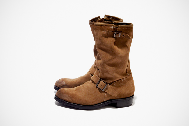 Image of Balmain 2012 Fall/Winter Engineer Boots