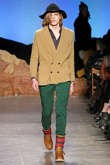 Image of Band of Outsiders 2012 Fall/Winter Collection