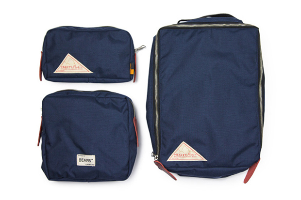 Image of BEAMS PLUS x Kelty 3-Piece Bag Set