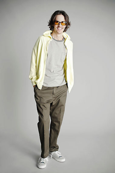"""Image of BEDWIN & THE HEARTBREAKERS 2012 Spring/Summer """"My Smile Is A Rifle"""" Lookbook"""