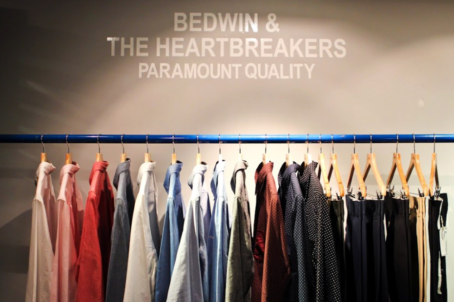 Image of BEDWIN & THE HEARTBREAKERS Pop-Up Shop @ The Garbstore