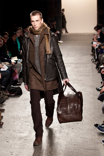 Image of Billy Reid 2012 Fall/Winter Collection