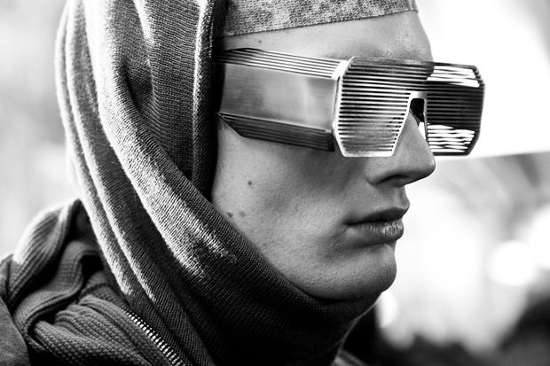 """Image of Boris Bidjan Saberi x Linda Farrow 2012 Fall/Winter """"Goggles"""""""