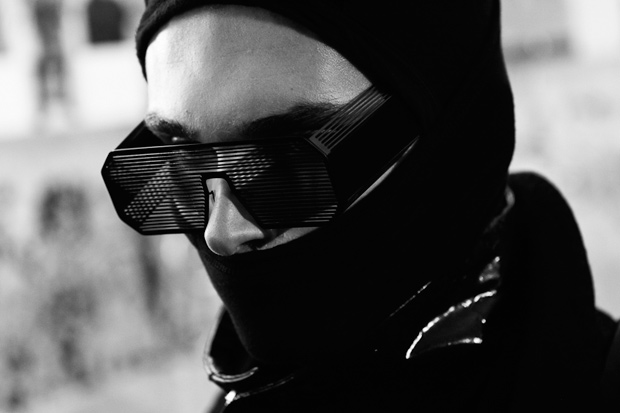 "Image of Boris Bidjan Saberi x Linda Farrow 2012 Fall/Winter ""Goggles"""