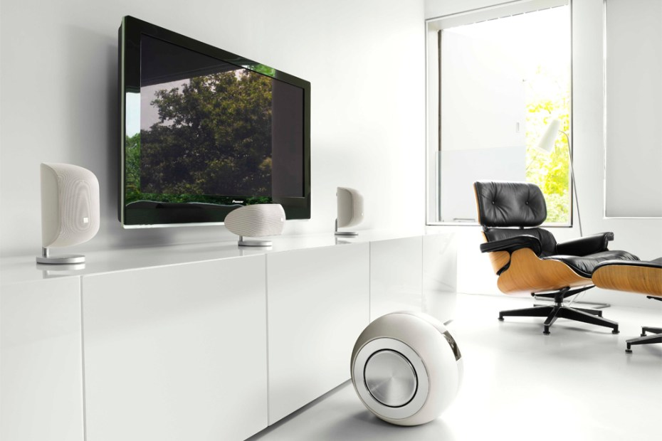 Image of Bowers & Wilkins Mini Theater New Releases