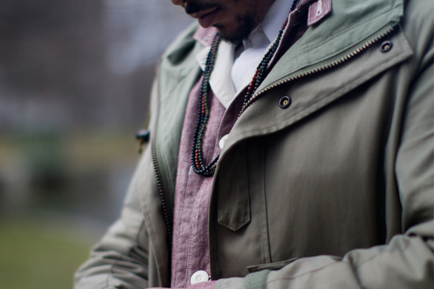Image of Boylston Trading Co. x Harun International 2012 Capsule Collection