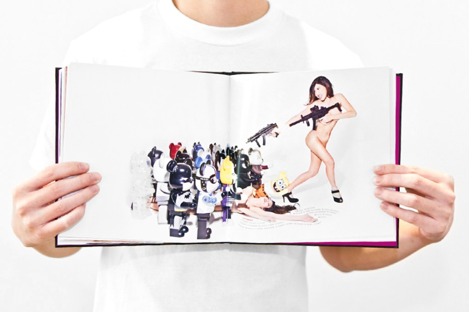 Image of Boys and Their Toys Calendar by FLABSLAB
