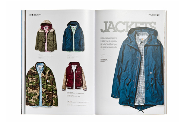 Image of Carhartt WIP 2012 Spring/Summer Brand Book