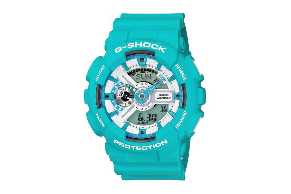 Image of Casio G-Shock 2012 Spring/Summer GA-110 Collection
