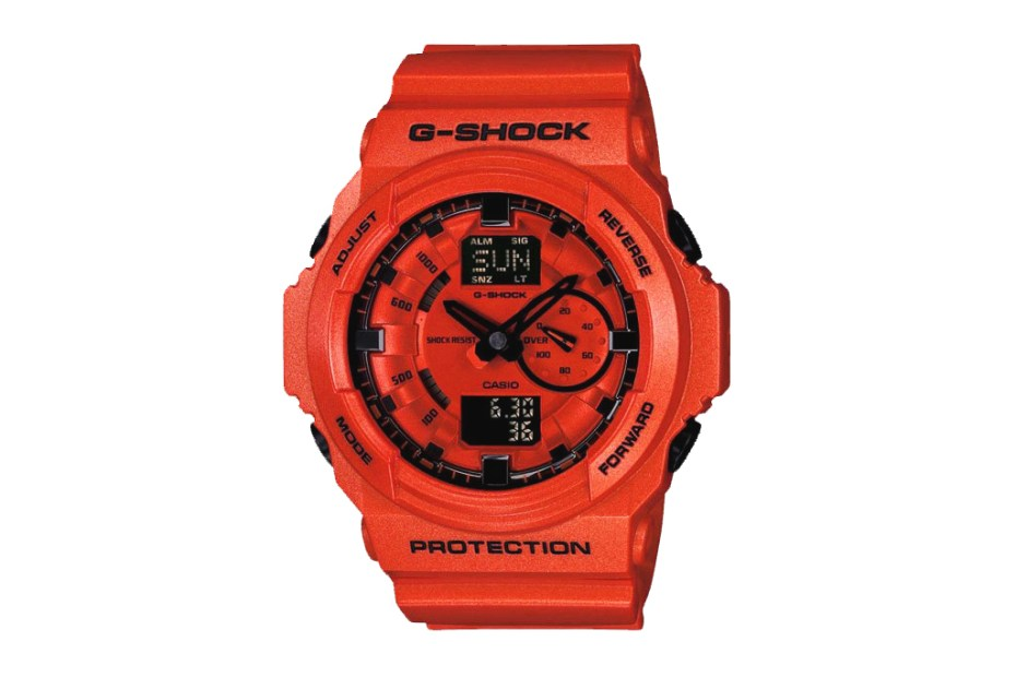 Image of Casio G-Shock 2012 Spring/Summer GA-150 Collection