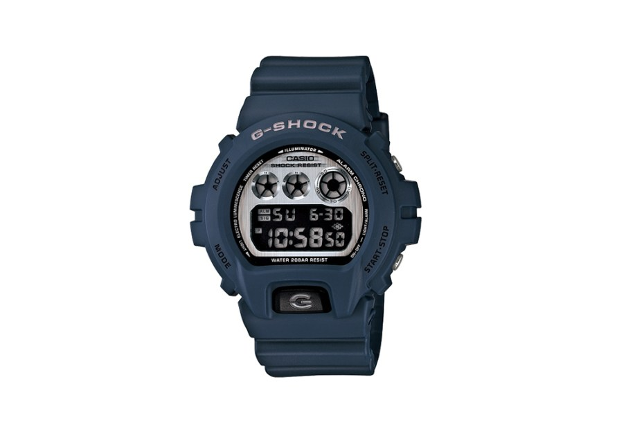 Image of Casio G-Shock DW-6900HM-2JF Metallic Dial Series