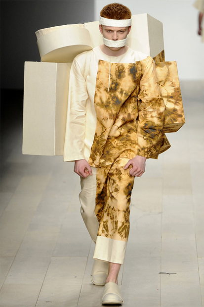 Image of Central Saint Martins M.A. 2012 Fall/Winter Collection by Craig Green