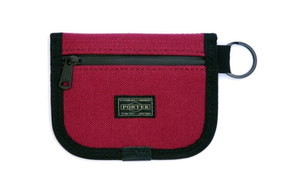 Image of Chari & Co. x Bjirushi x Porter Mini-Wallet