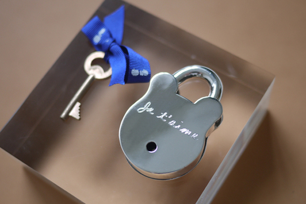 Image of colette x Bunney St. Valentine's Day Locks