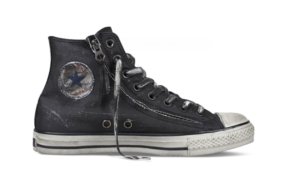 Image of Converse John Varvatos Chuck Taylor All Star Canvas Double Zip