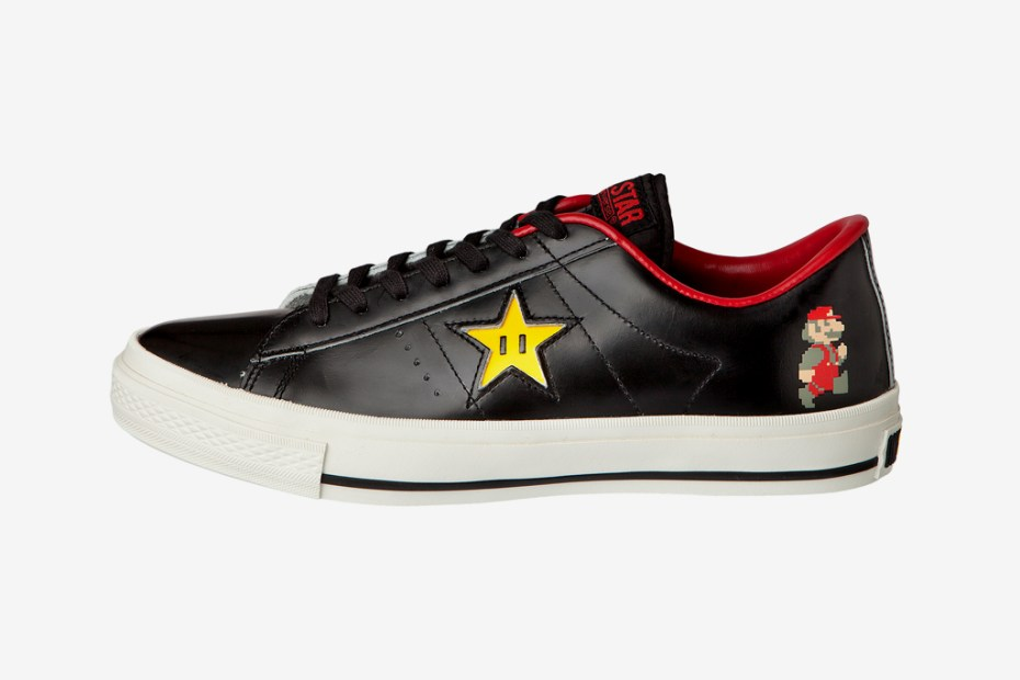 Image of Converse Japan One Star Super Mario Bros. Ox