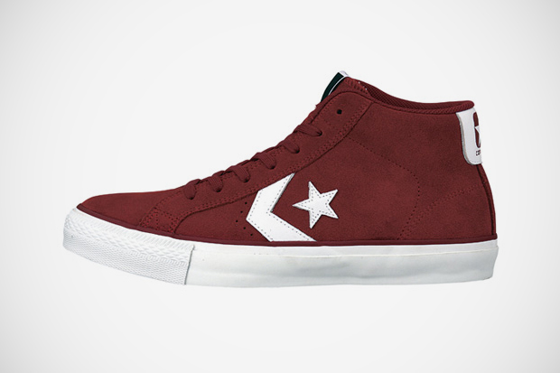 Image of Converse PL Street Suede Mid
