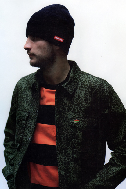 Image of COOL TRANS: Supreme Spring/Summer 2012 Collection Editorial