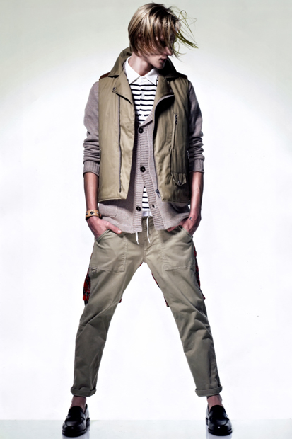"Image of COOL TRANS: WHIZ 2012 Spring/Summer ""UNITED"" Collection Editorial"