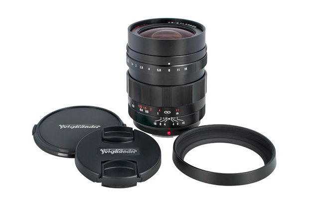 Image of Cosina Voigtlander Nokton 17.5mm/F0.95 Aspherical Lens