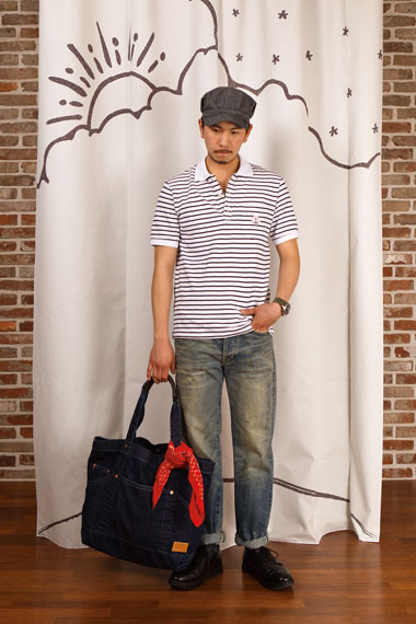 Image of Covernat 2012 Spring/Summer Collection Lookbook