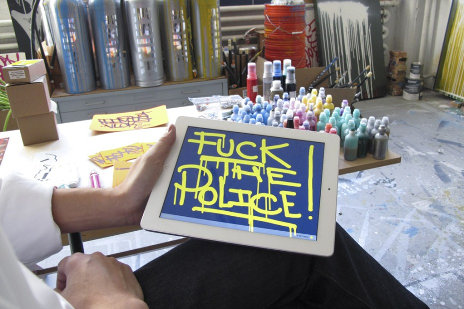 """Image of Craig """"KRINK"""" Costello: More Than Just Ink"""