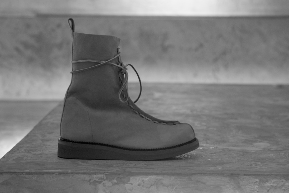 Image of Damir Doma 2012 Spring/Summer Framo Front Lace Boots