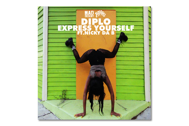 Image of Diplo - Express Yourself