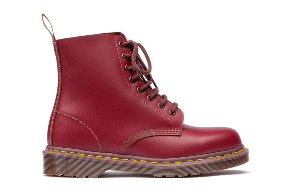 Image of Brutus Trimfit x Dr. Martens 2012 Capsule Collection