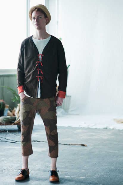 Image of EOTOTO 2012 Spring/Summer Collection
