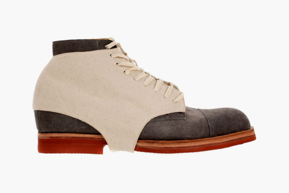 Image of Esquivel Grey Suede High-Shoes