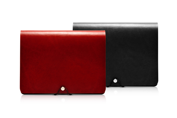 Image of EVOUNI Leather 'Arc Cover' for iPad2