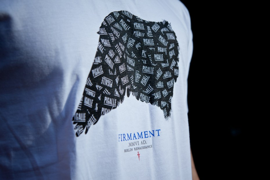 Image of Firmament 2012 Pigalle & Cookies T-Shirts