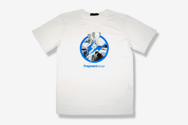 "Image of fragment design x OriginalFake ""Girl Bending"" T-Shirt"