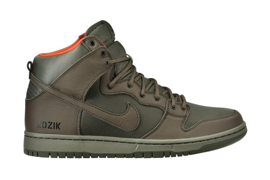 """Image of Frank Kozik x Nike SB Dunk High """"Kozik Quickstrike"""""""