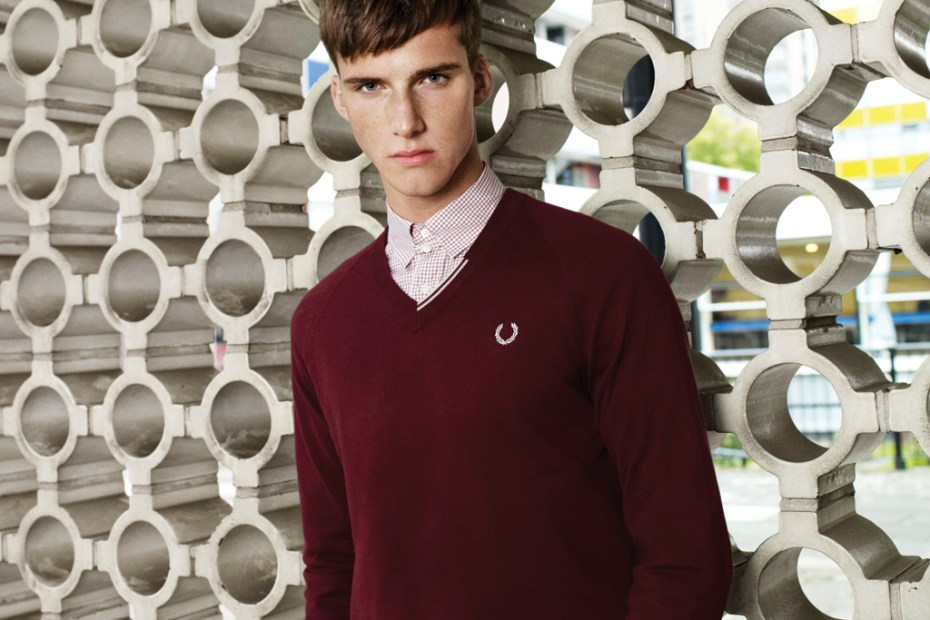 Image of Fred Perry 2012 Spring/Summer Laurel Wreath Collection