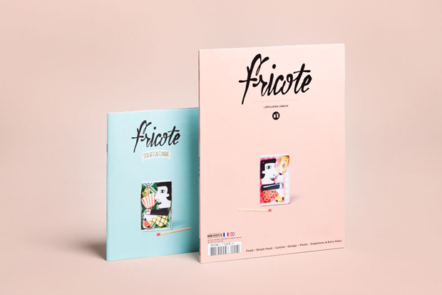 Image of Fricote Magazine Issue #6
