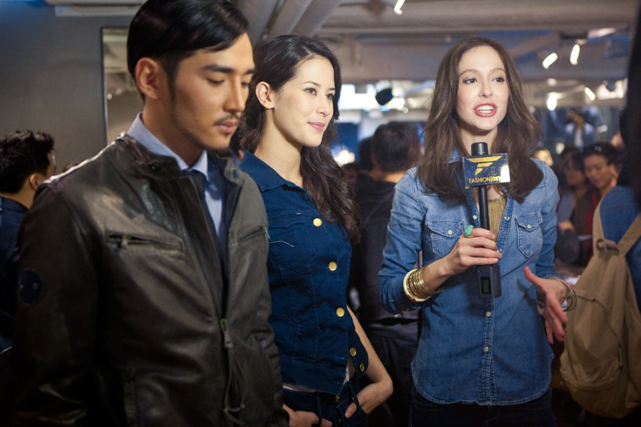 Image of G-Star RAW Flagship Store Hong Kong Grand Opening