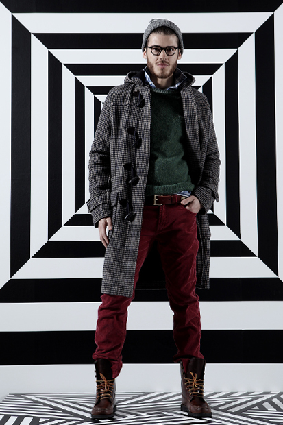 Image of GANT by Michael Bastian 2012 Fall/Winter Collection