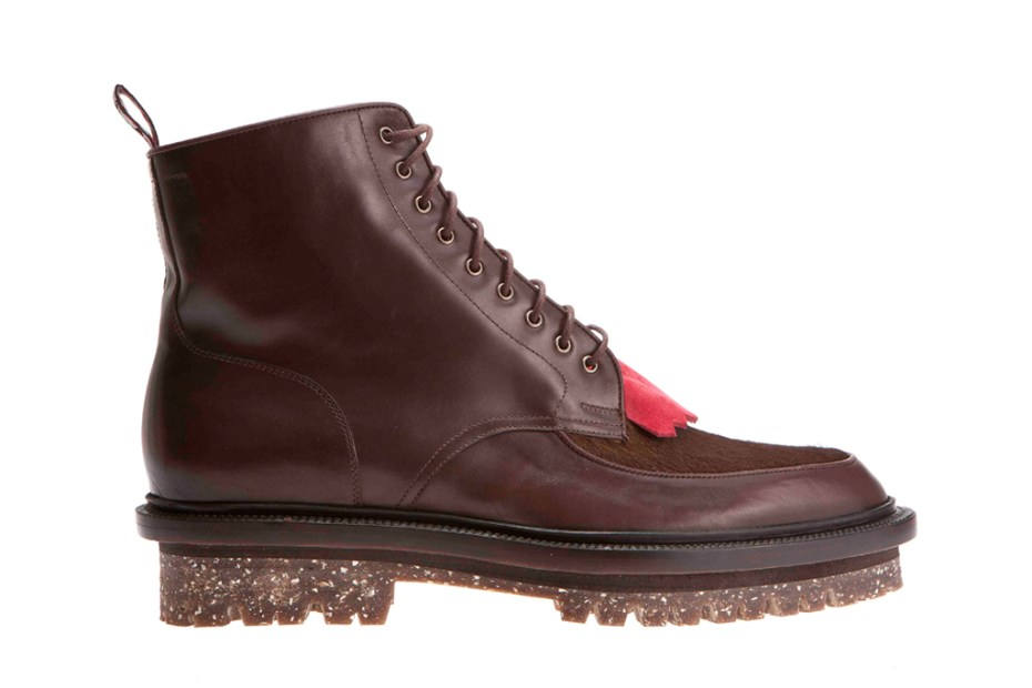 Image of Giuliano Fujiwara 2012 Fall/Winter Footwear Collection