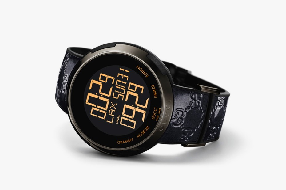 Image of Gucci GRAMMY Museum Limited Edition Watch
