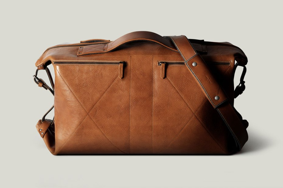 Image of hard graft 3Fold Multi-Use Bag / Heritage