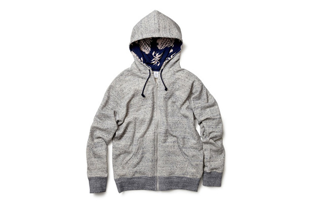 Image of Head Porter Plus 2012 Spring/Summer Aloha Sweat Parka