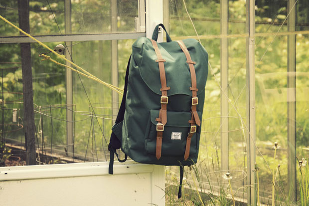 Image of Herschel Supply Co. 2012 Spring/Summer Collection Lookbook
